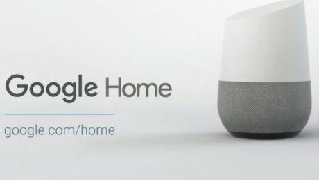 Google Home Sesli Asistan