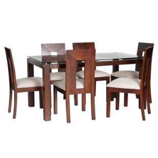 Juego de comedor capri 6 sillas musa crema basement home for Comedor falabella