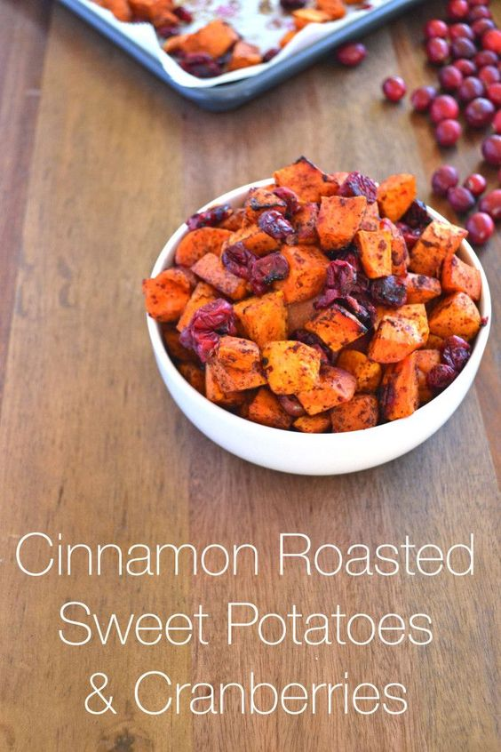 roasted sweet potatoes with apples chiles cinnamon roasted sweet ...