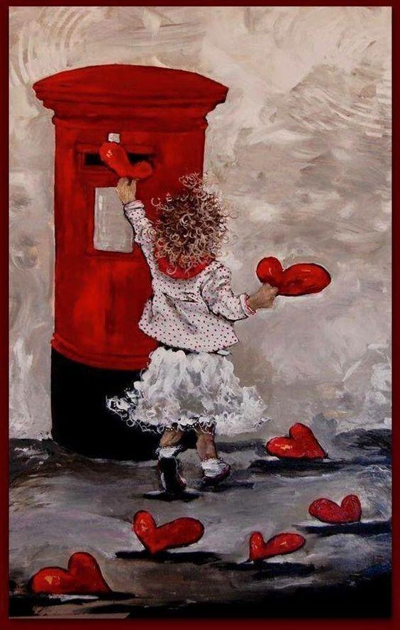 Saraseragmail.com.... Il cuore è una ricchezza che non si vede, non si compra...si dona.