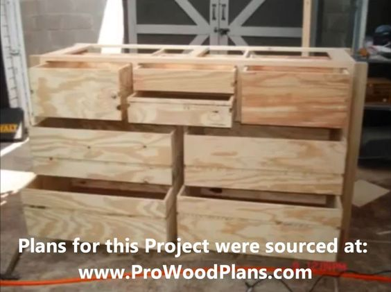 These listings are sourced from a variety of Build your own dresser Step 1 Making The Rails Free furniture design plans on