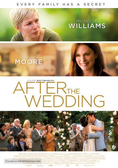 High resolution British movie poster image for After the Wedding ...