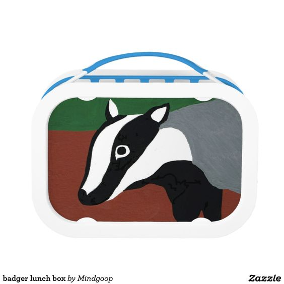 badger lunch box