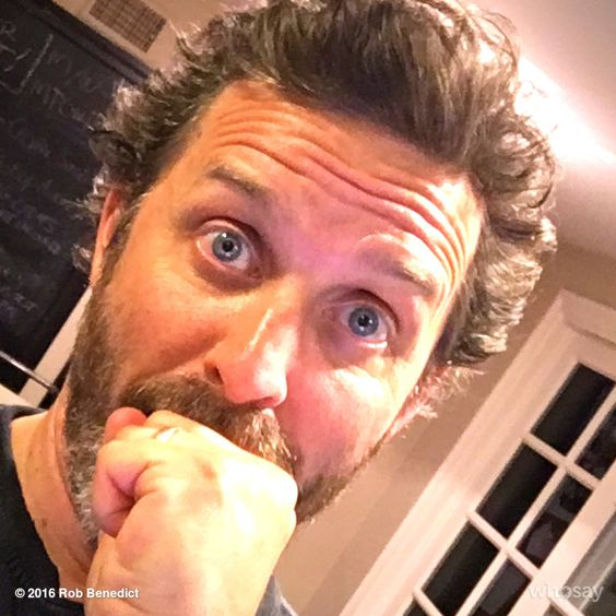"Rob Benedict's image - ""Ready west coast!!?? So excited I can't take it. #supernatural"" on WhoSay  Rob Benedict's Photo"
