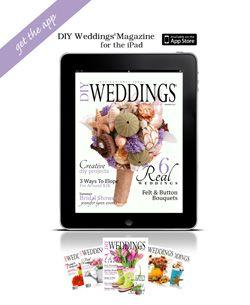 DIY Weddings® Magazine   DIY Wedding Ideas   diyweddingsmag.com