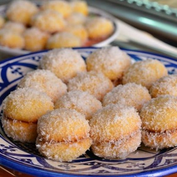 Vanilla cookie recipe with oil