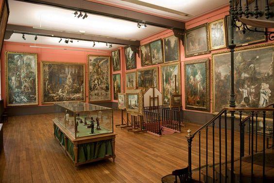 Дом-музей Гюстава Моро8: