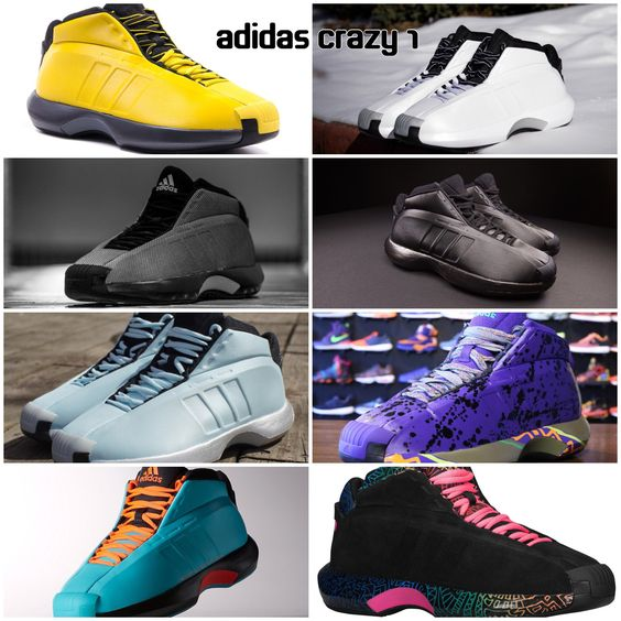 When Kobe signed for adidas