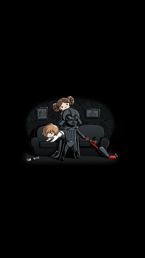40 Super Ideas Star Wars Wallpaper Android Backgrounds Darth Vader Star Wars Wallpaper Star Wars Background Star Wars Cartoon