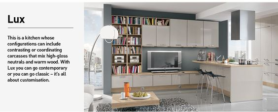 Habitat Rio kitchen Project Pinterest Fitted kitchens - u-küchen mit theke