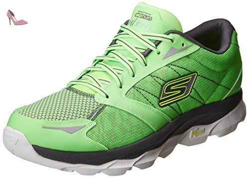 Diamondback-Pazen, Chaussures à lacets homme - Vert (Olor), 42 EUSkechers