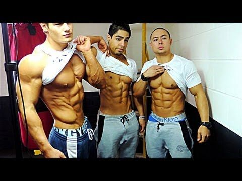 [Yip, couldn't help myself... XP] Top 20 greatest Physiques / Bodies achievable by man - YouTube