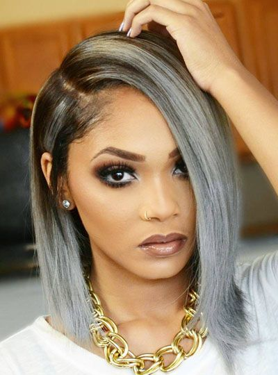 Swell Full Lace Front Wigs Bobs And Lace Front Wigs On Pinterest Short Hairstyles Gunalazisus