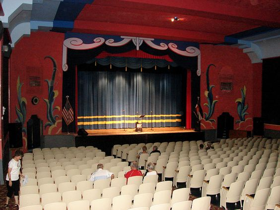 Grand Theater, Rocky Ford Colorado: