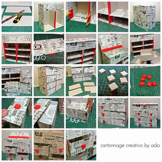 Cartonnage Creativo by Ada