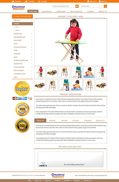 Best Innovative Ebay Listing Template Images On   Ebay