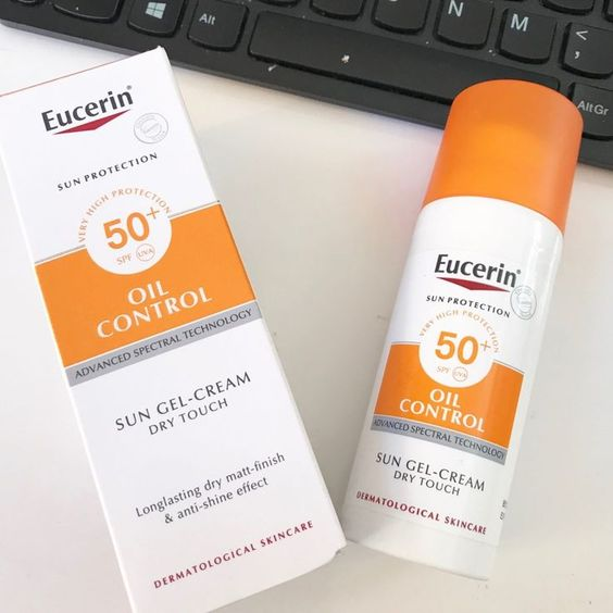 WOW Beauty Holistic Beauty & Wellbeing: Beauty is more than skin deepLove your skin with Eucerin oil control SPF 50! - WOW Beauty