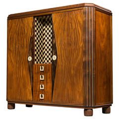 1930s Revisited Art Deco Beautiful Cabinet