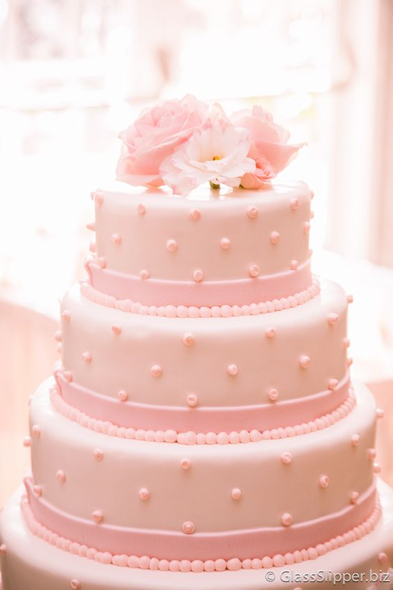 Pink Layers - so pretty!