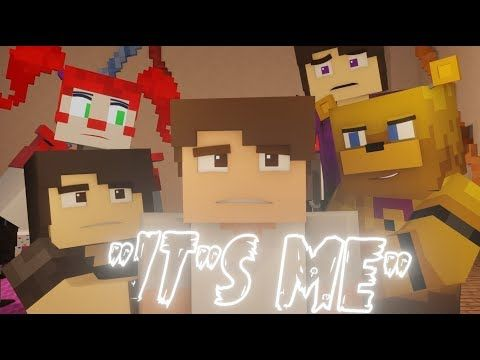 It S Me Fnaf Minecraft Music Video Song By Tryhardninja Youtube In 2021 Minecraft Music Fnaf Minecraft Fnaf