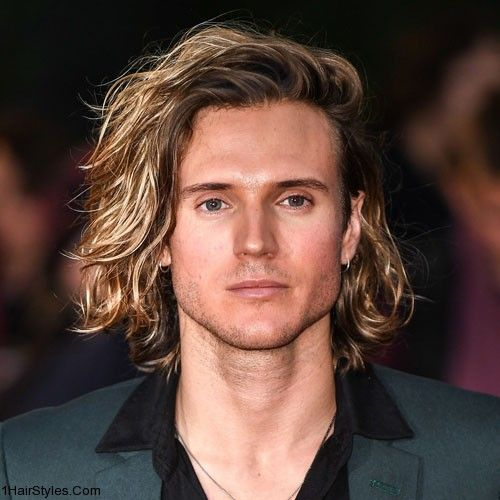 Hairstyles The Most Crazy Hairstyles Surfer Hair Bleached
