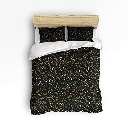 Newthangka 3 Piece Bedding Set 1 Soft Down Comforter Quilt Bedding Cover Matching 2 Pillow Shams With Zipper Duvet Cover Sets Bed Duvet Covers Down Comforter
