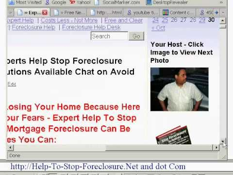 Experts Stop Foreclosure Solutions Tips & Secrets Video Podcast Resources