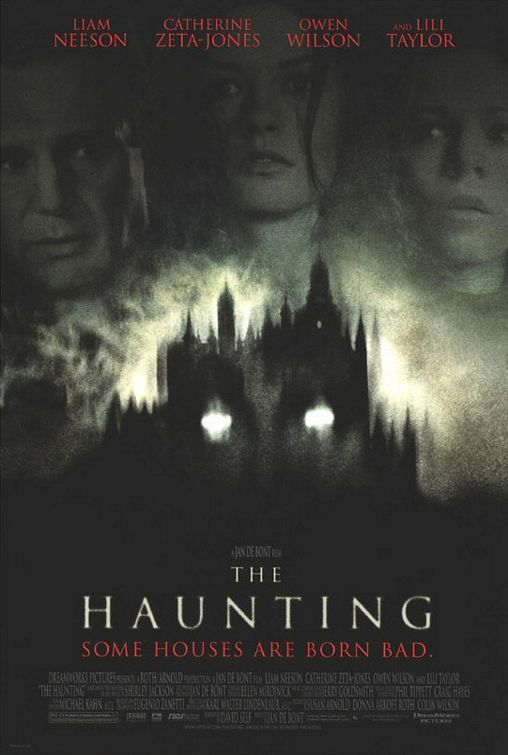 The Haunting aka the first scary movie I ever saw.