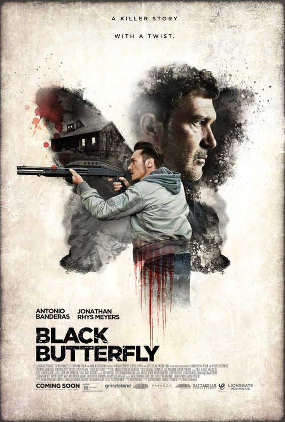 Black Butterfly (2017) HDRip