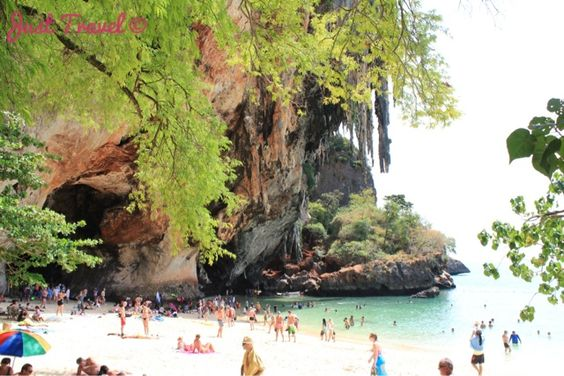 Phranang Cave Beach – Krabi Thailand |