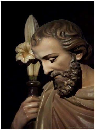 Hoy día de San José, celebración día del hombre