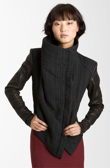 Helmut Lang 'Blitz' Jacket   Nordstrom: Everyday Helmut, Fashion Style, Gorgeous Blitz, Helmut Lang, Lang Blitz, Blitz Jacket, Birthday Christmas