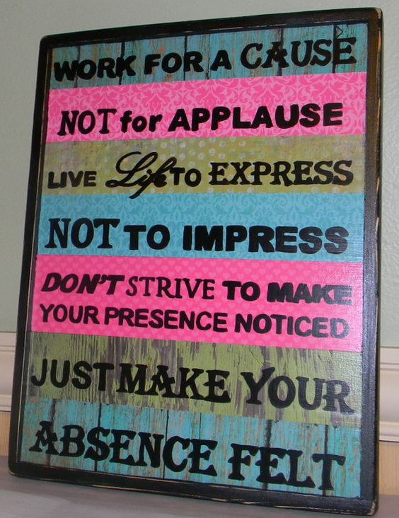 Inspiring wall decor great for teens or by for Decoration quotes sayings
