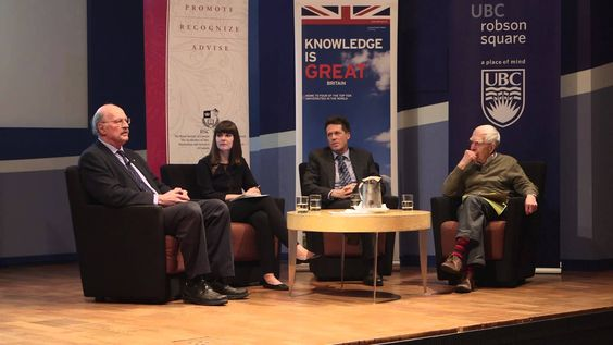 Jan 29, 2014 in the Theatre @UBCRobsonSquare - Do antibacterial soaps work? Do we give drugs too often to animals and people? This panel discussion presented by the British Consulate-General in Vancouver, The Royal Society of Canada (RSC) and UBC explored these questions and how society should address them.