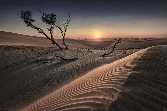 Luar no Deserto / jahsaude