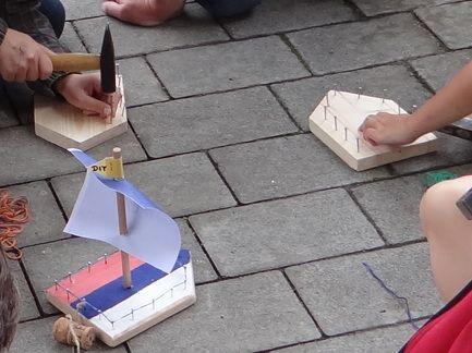 Piratengeburtstag – DIY | Keko-Kreativ