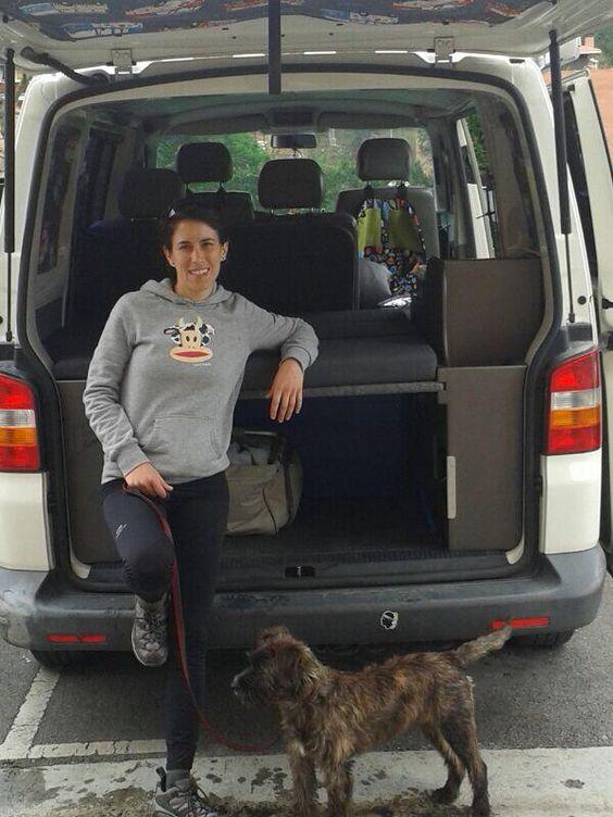 Muebles para furgonetas, equipar furgonetas camper / Furgomanía  Auto  Pint...