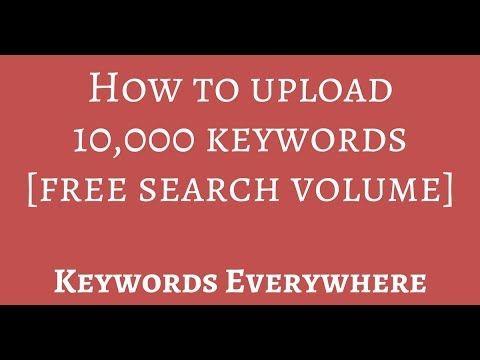How To Get Accurate Search Volumes In Google Adwords Keyword Planner And Get The Old Exact Volume Back By Installing Chr Keyword Planner Google Adwords Adwords