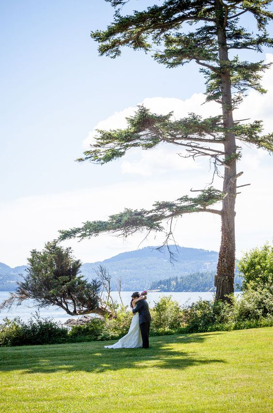 Orcas Island Wedding!