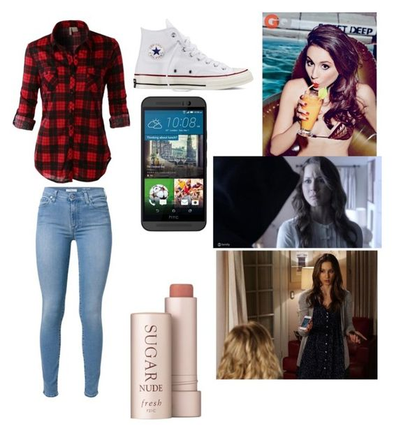 """The Spencer look (pretty little liars)"" by minniieminii on Polyvore"