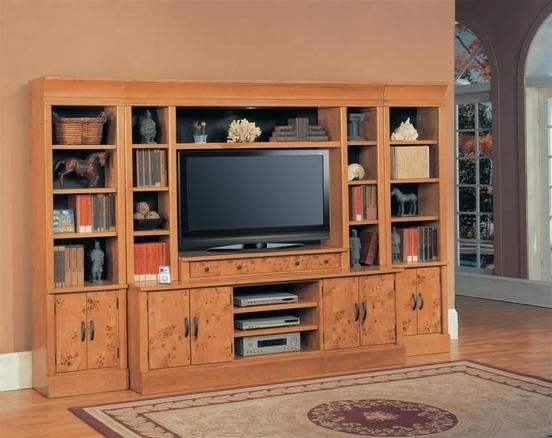 Wooden Wall Units wall units | joe berardi furniture restoration wall units