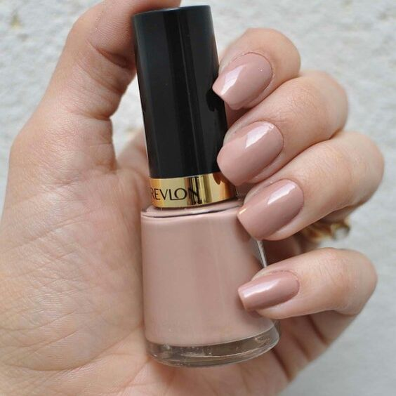 Suede Nail Polish: Revlon And Gray On Pinterest