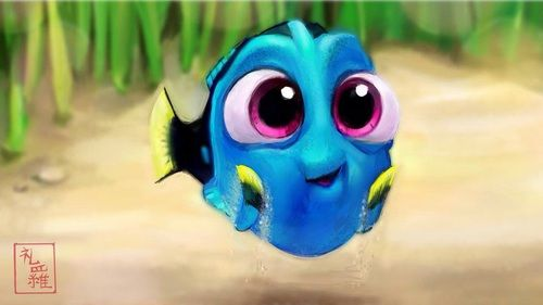 Image result for who is baby dory