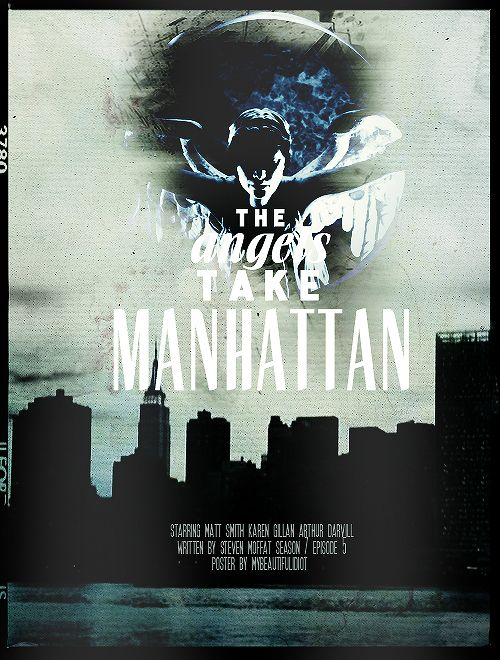 The Angels Take Manhattan. Arg, I can't wait, but it's gonna be sad, cause that's when the Ponds leave(I think)!!!