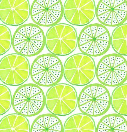 Jocelyn Proust Designs Pattern Design Hand Painted Tiles