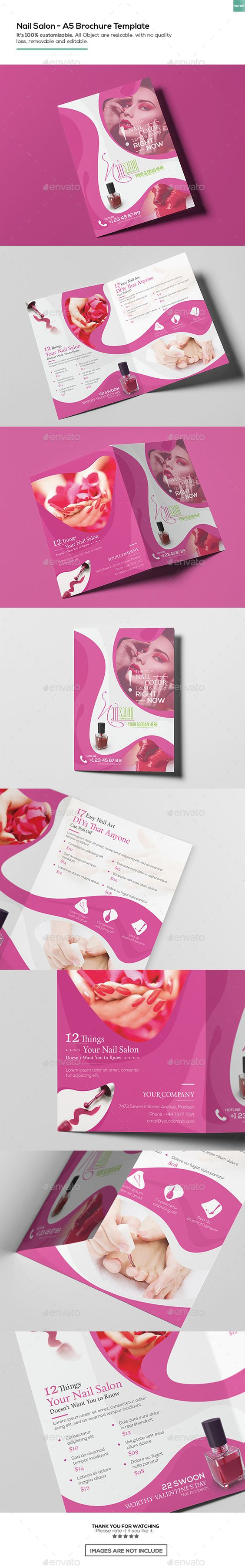 nail brochure templates free - pinterest the world s catalog of ideas