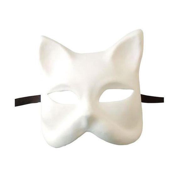 ce masque v nitien en carton peut tre customiser selon. Black Bedroom Furniture Sets. Home Design Ideas