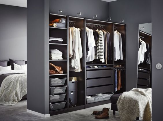 1000 id es sur le th me dressing pas cher sur pinterest faire un dressing petites chambres et. Black Bedroom Furniture Sets. Home Design Ideas