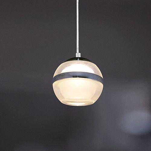1 Light Umei 8cm 3 2 Inches Led Pendant Light Metal Acrylic