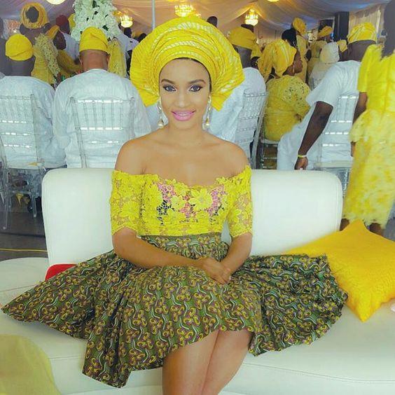 Weekend Special With A Twist: Show-stopping Ankara Styles - Wedding Digest NaijaWedding Digest Naija: